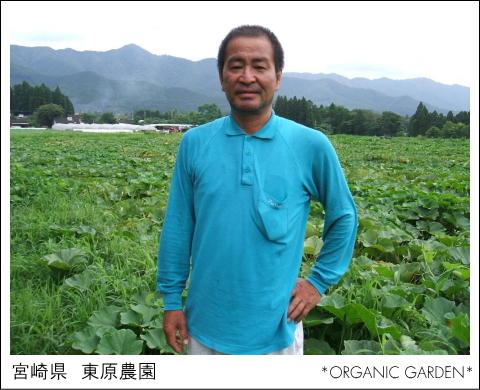 有機野菜生産者:東原農園