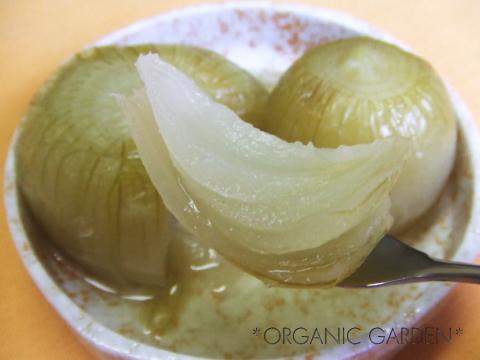 有機ミニ玉ねぎの丸ごとスープ煮07