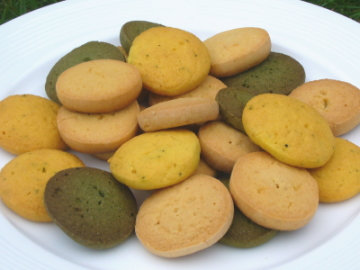 有機野菜de野菜クッキー